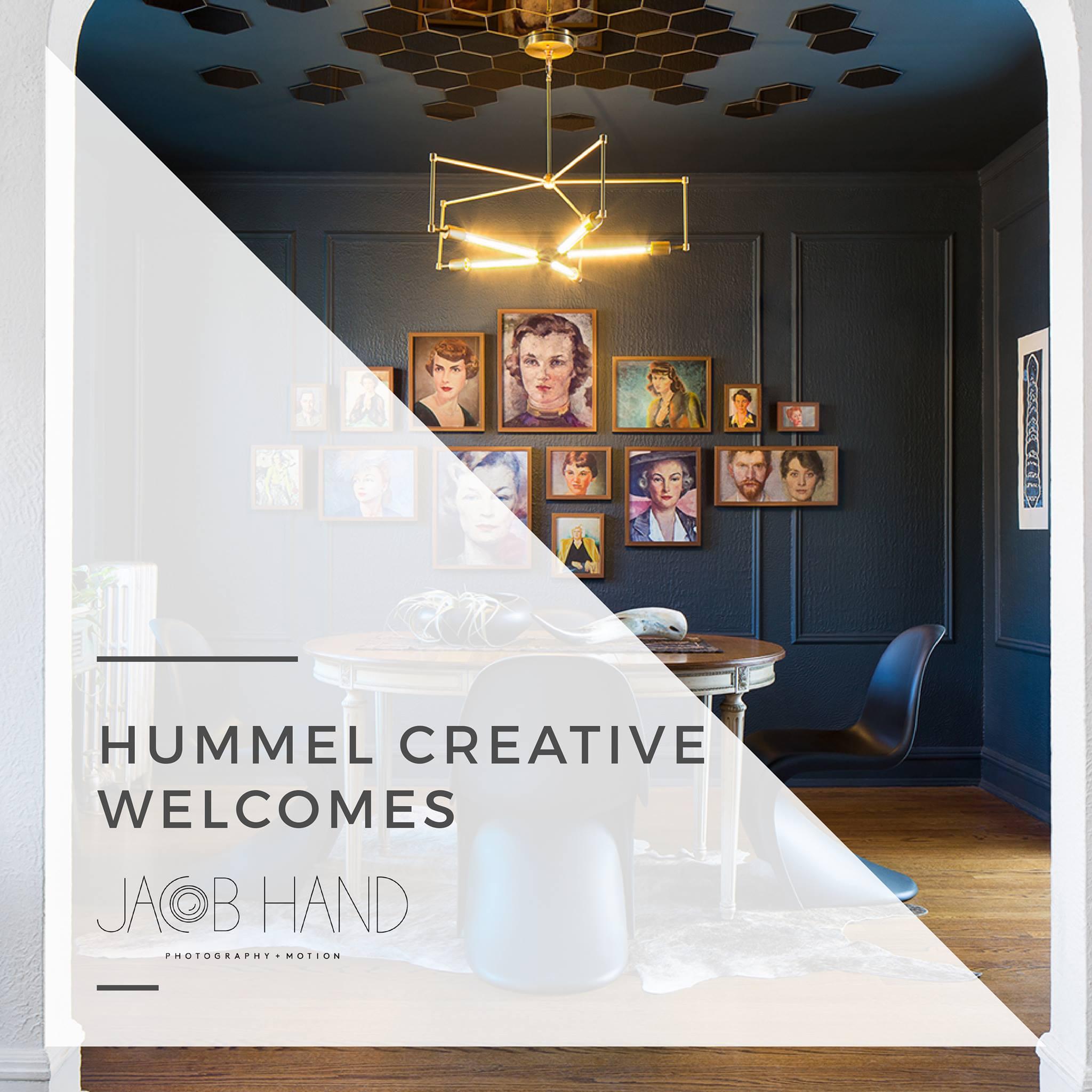 Jacob Hand joins Hummel Creative